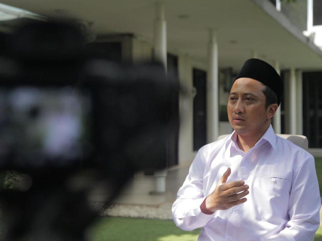 Kata Ustaz Yusuf Mansur Usai Jadi Korban Hoax Meninggal Dunia