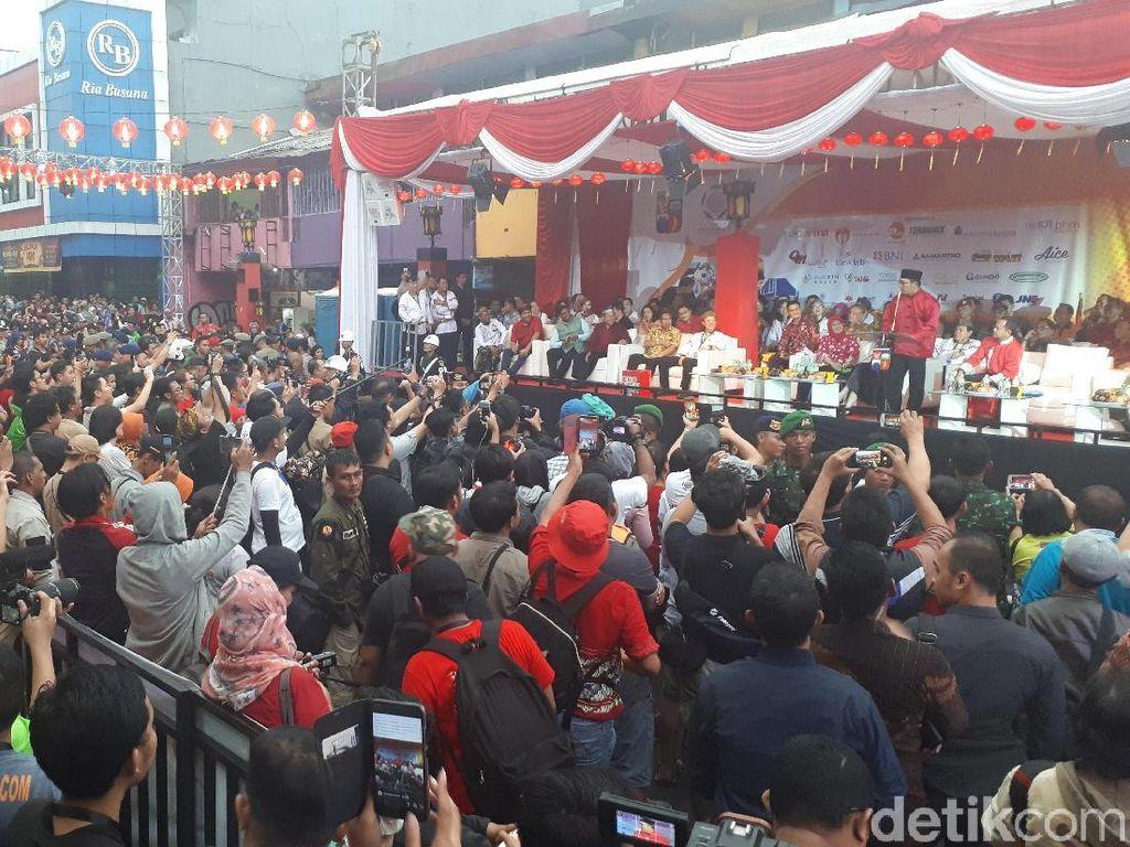 Pembacaan Doa Perwakilan Lima Agama, Pembuka Bogor Street Festival