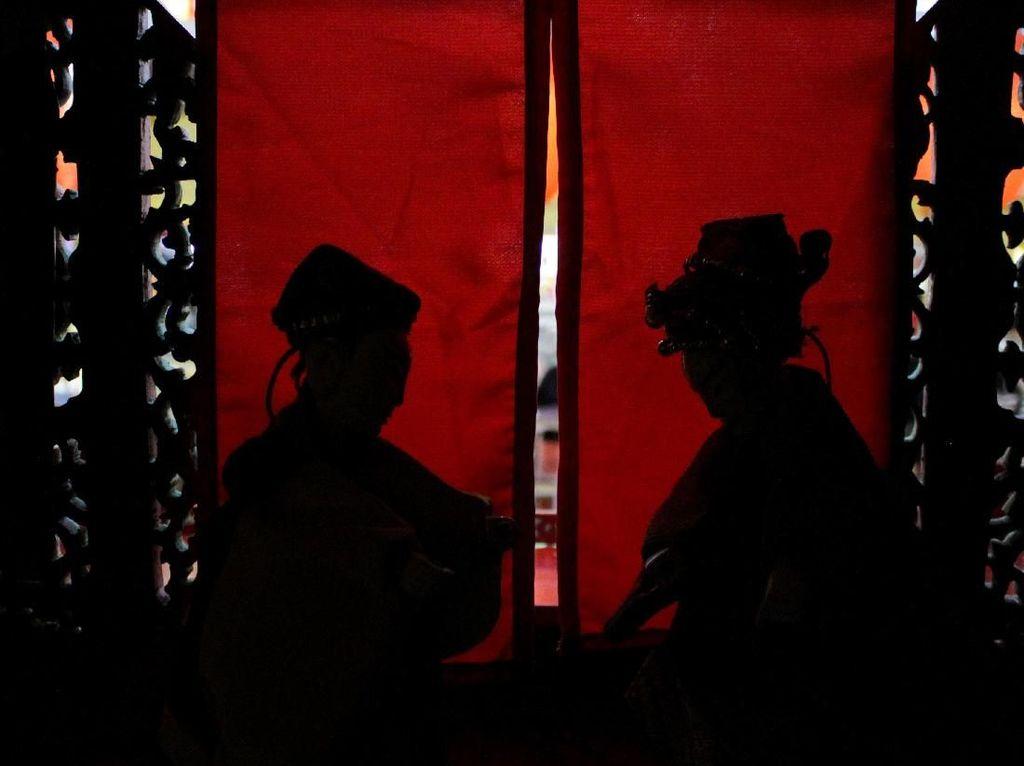 Melacak Jejak Kesenian Tionghoa Lewat Wayang Potehi