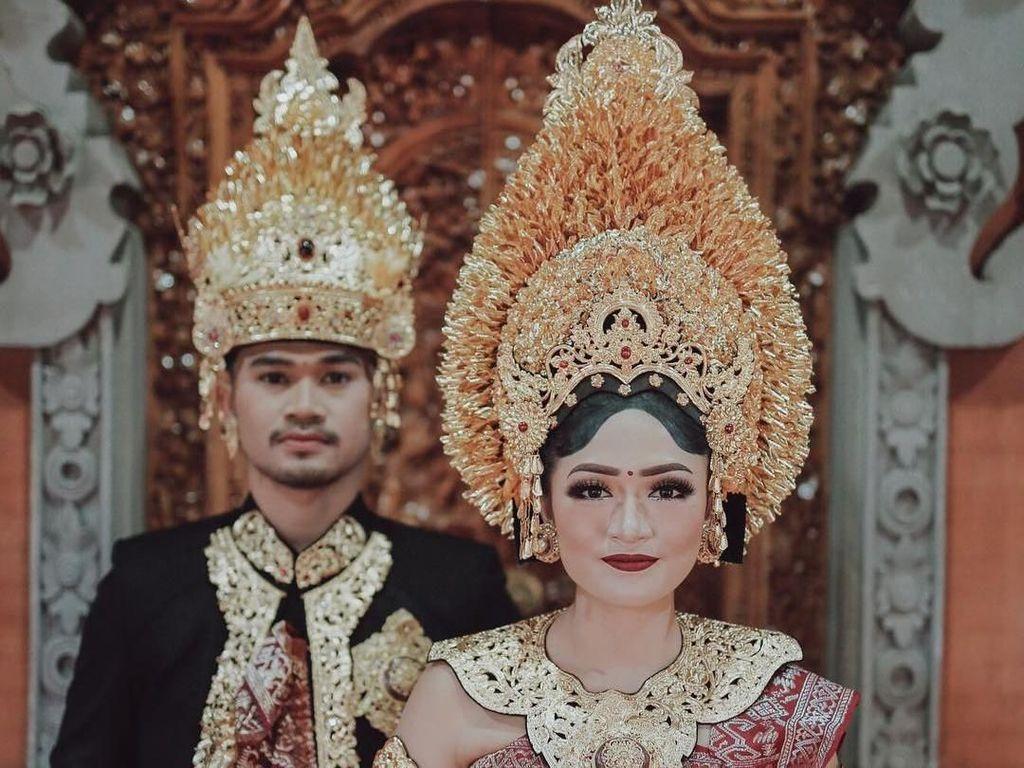 Potret Royal Wedding Mewah Anak Bos Toko Oleh-oleh Krisna Bali