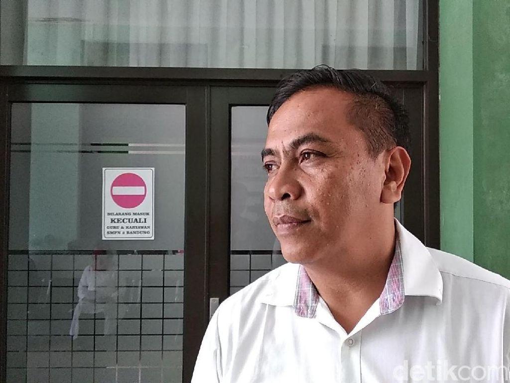 Diduga Pungli, Kepsek SMPN 2 Bandung: No Comment