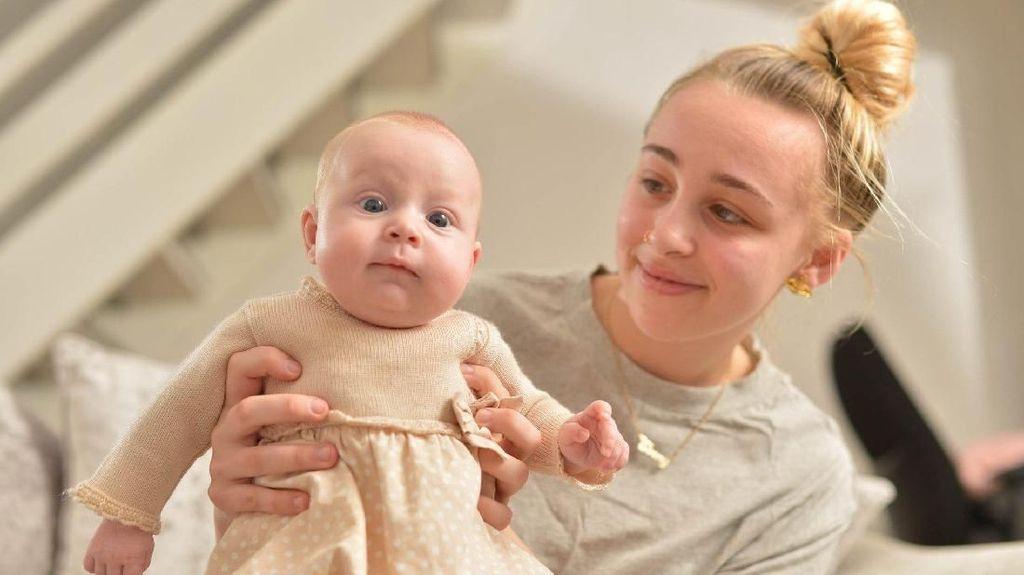 Sempat Koma, ABG Inggris Tak Tahu Dirinya Hamil dan Melahirkan Bayi