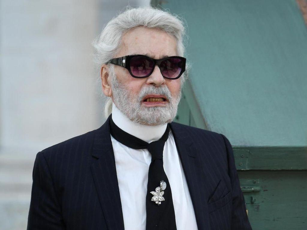 Mengenal Kanker Pankreas yang Diidap Mendiang Desainer Karl Lagerfeld