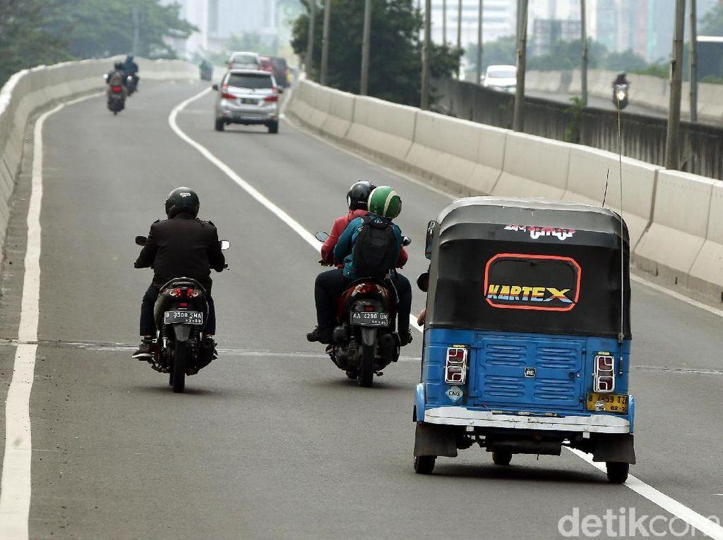 Naik Motor saat Puasa, Perhatikan Durasi Perjalanan