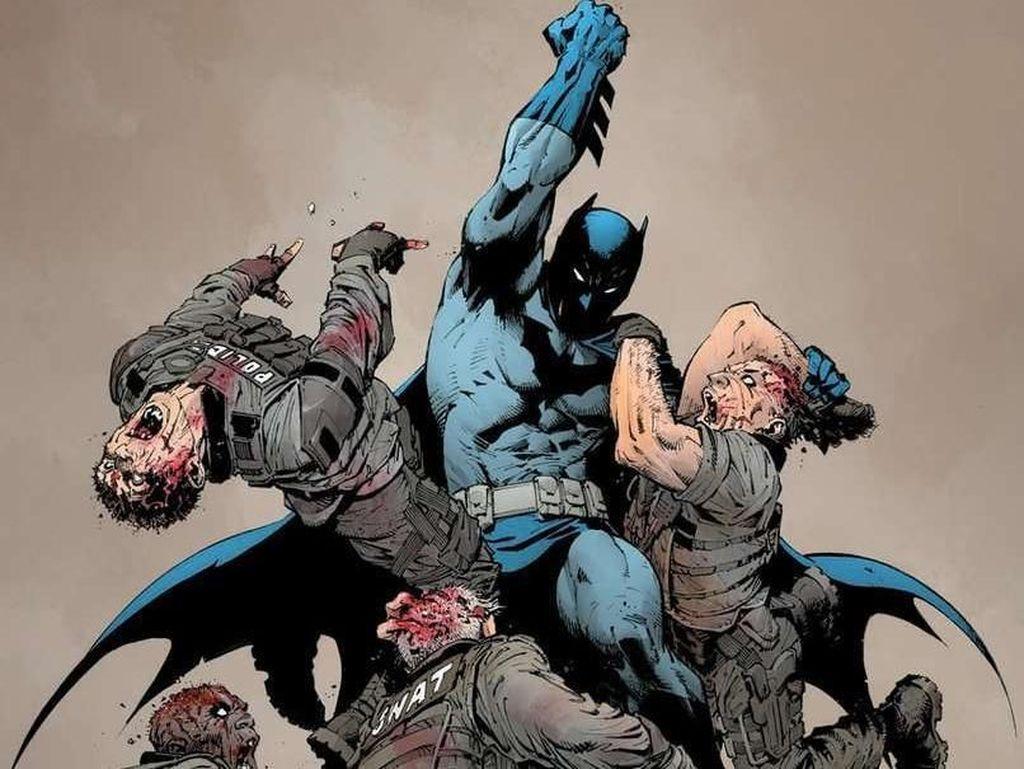 Superhero DC Selamatkan Manusia dari Pandemi di Komik DCeased