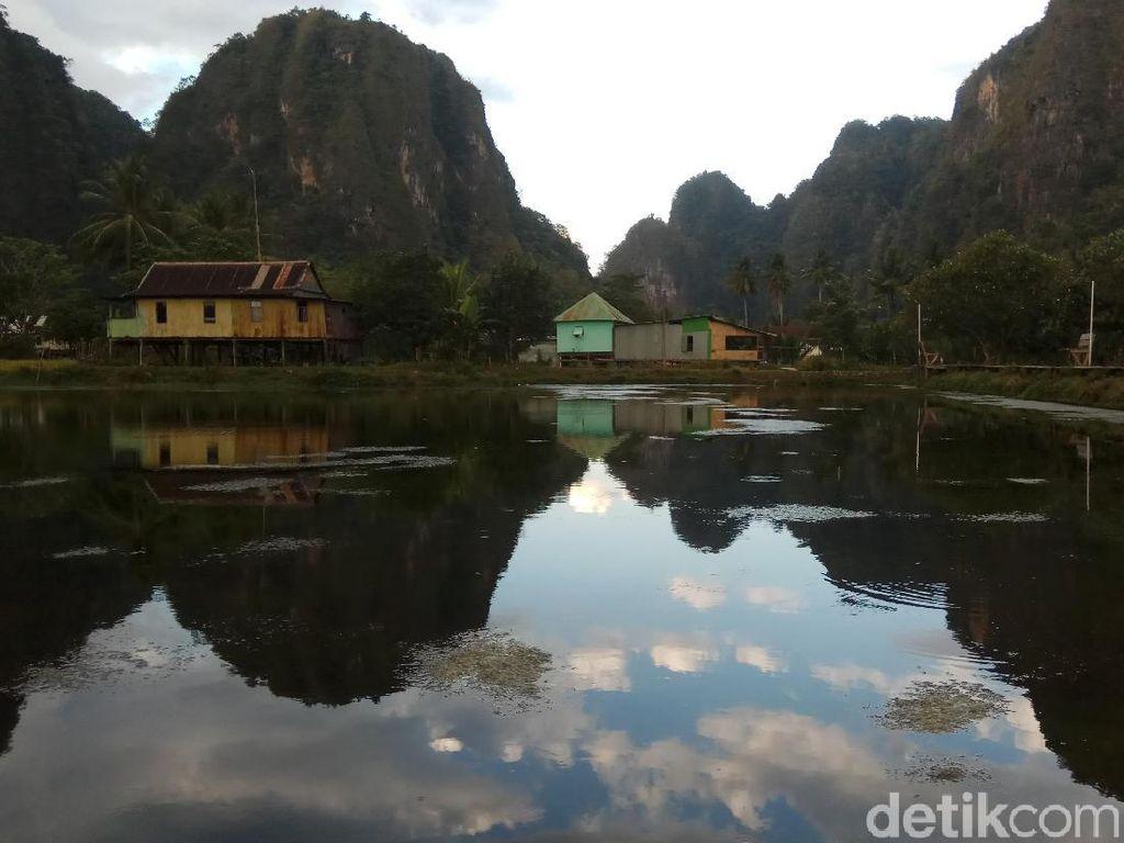 Taman Hutan Batu Indonesia Ini Sama Eloknya dengan yang di China