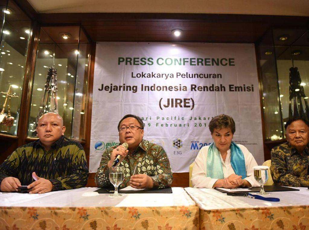 Upaya Pengurangan Emisi di Indonesia