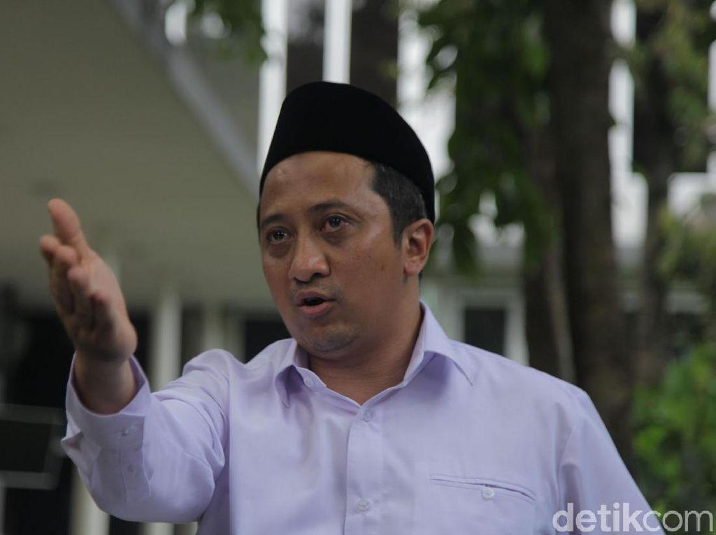 Ustaz Yusuf Mansur Maju Capres 2024