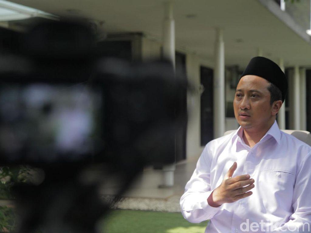 Tonton Sekarang! Wawancara Eksklusif Yusuf Mansur, ke Jokowi atau Sandi?