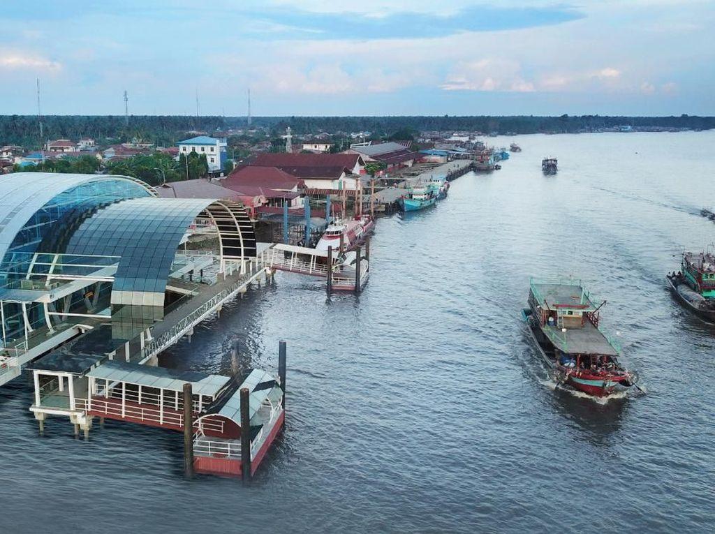 Modernisasi Terminal Penumpang Pelabuhan Tanjung Balai