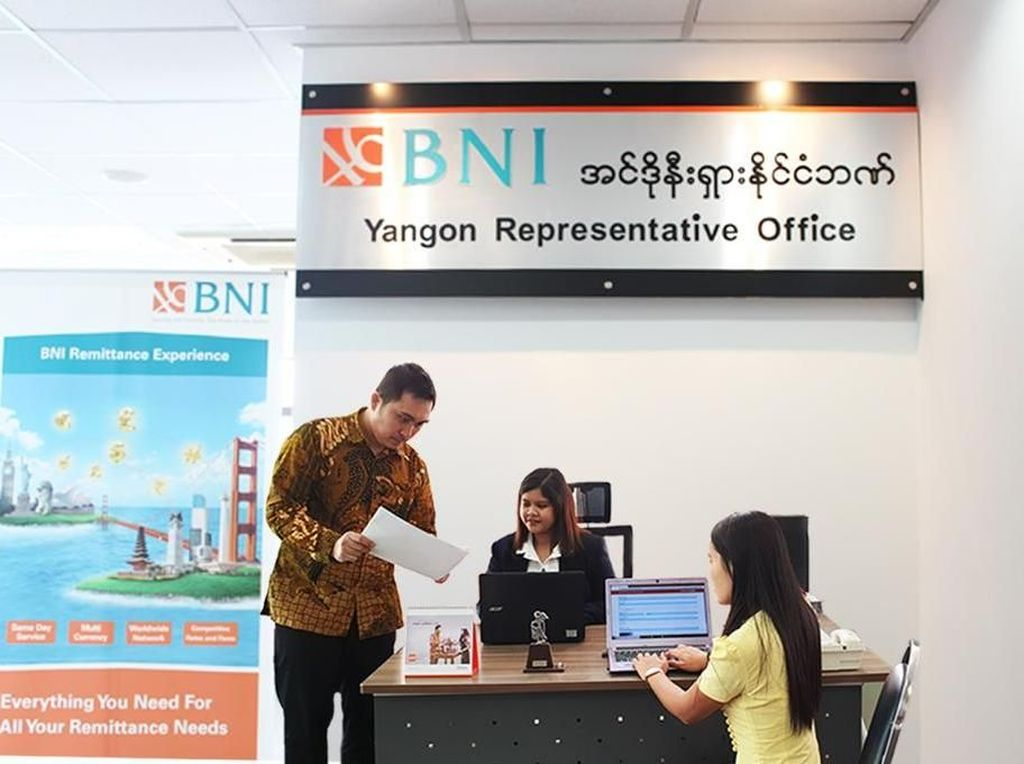 BNI Terbitkan Jaminan Pendanaan Proyek Rel KA di Myanmar
