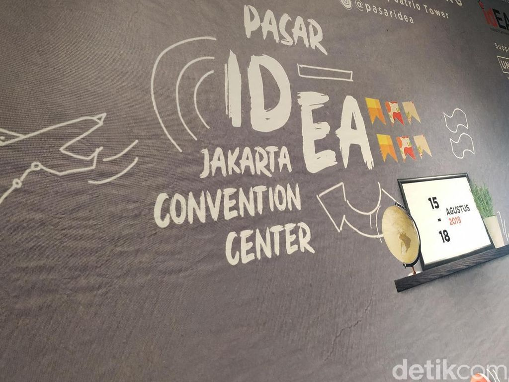 Pasar idEA 2019, Tempatnya e-Commerce Rambah Offline