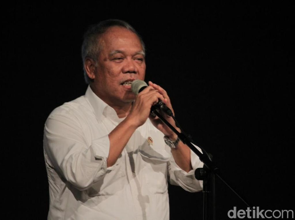 Menteri PUPR Jelaskan Penyebab Jalan Rusak di Sumsel Telat Diperbaiki