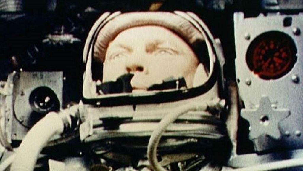 Hari Ini 57 Tahun Lalu, AS Punya Astronot yang Mengorbit Bumi