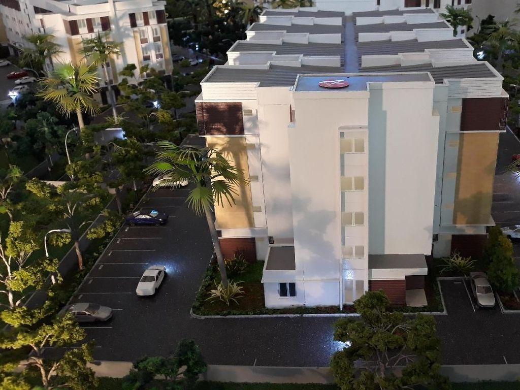 Mulai Rp 200 Jutaan, Apartemen Ini Tawarkan Konsep Ramah Lingkungan
