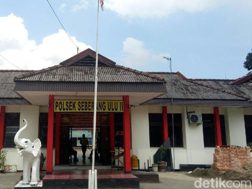 Sekeluarga Dibacok Tetangga di Palembang, 1 Korban Lagi Hamil Tua