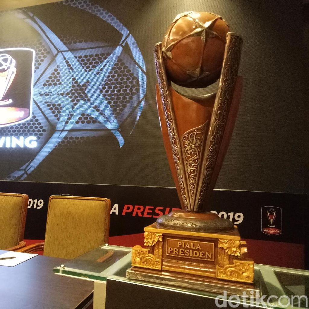 11 Fakta Menarik Piala Presiden 2019