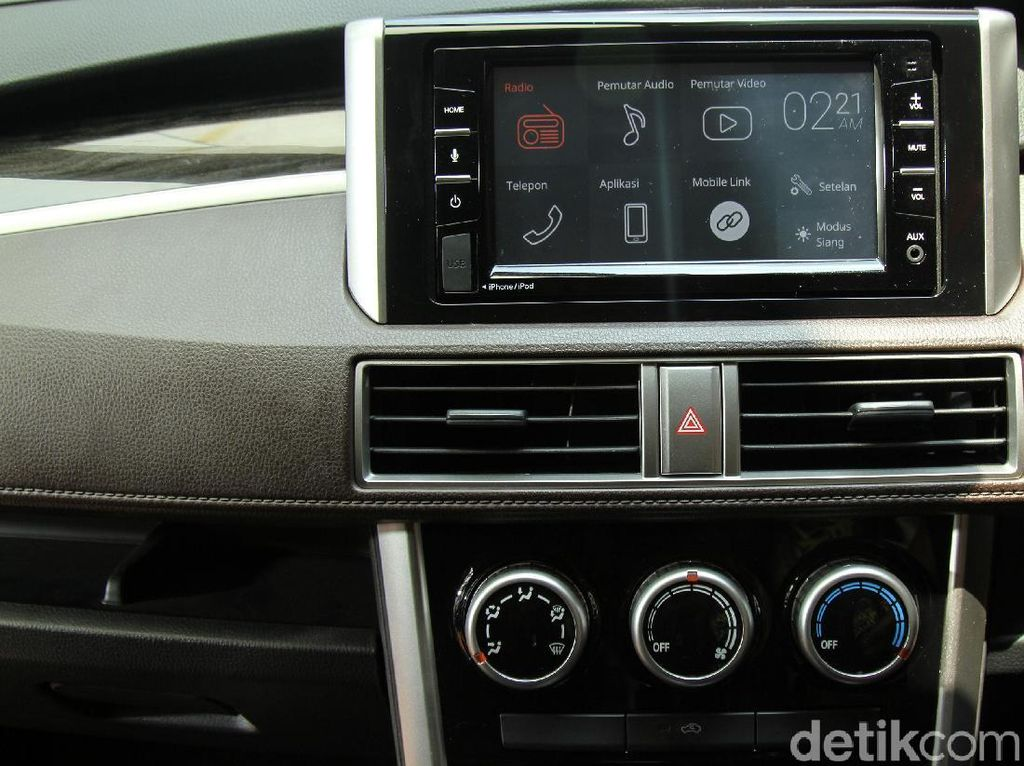Serupa Tapi Tak Sama, Jeroan Nissan Livina Vs Mitsubishi Xpander