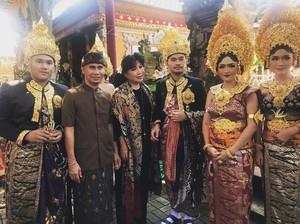 Cerita Anne Avantie Rancang Kebaya Megah di Pernikahan Anak Bos Krisna Bali
