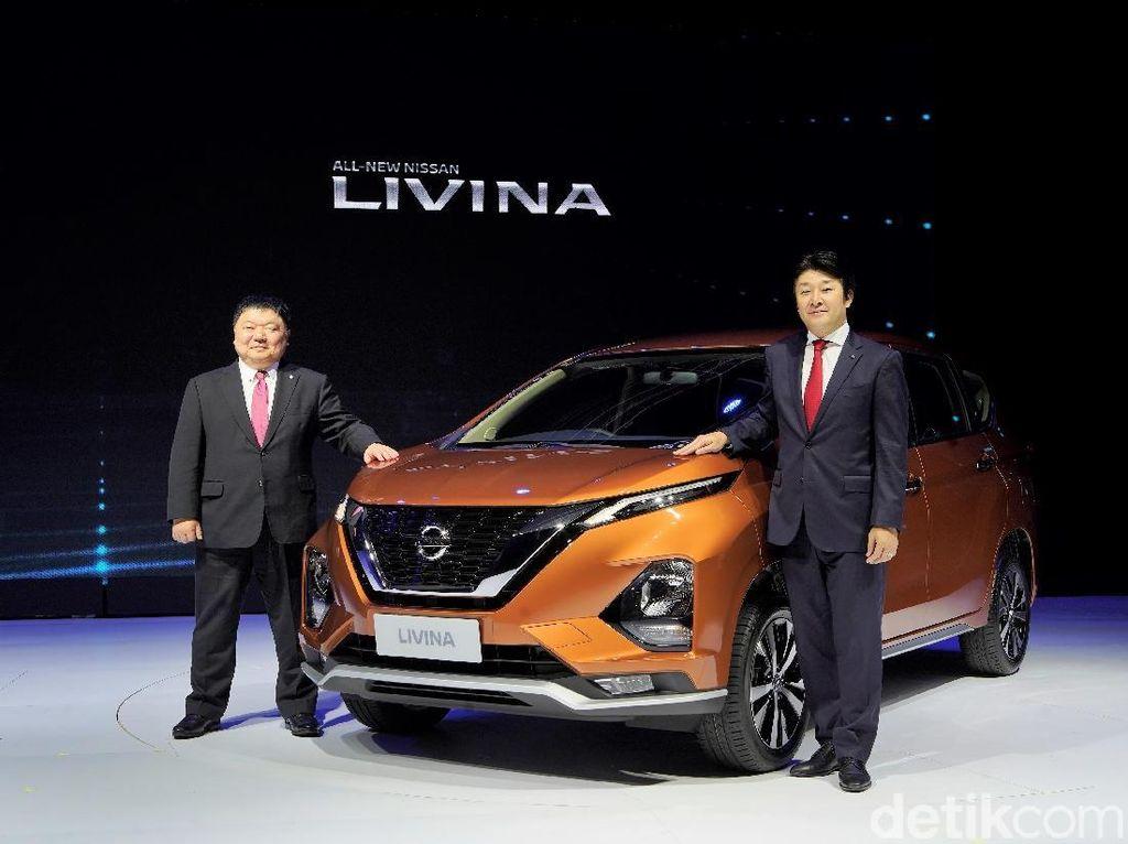 Tahun Depan Nissan Produksi Sendiri Mesin Livina