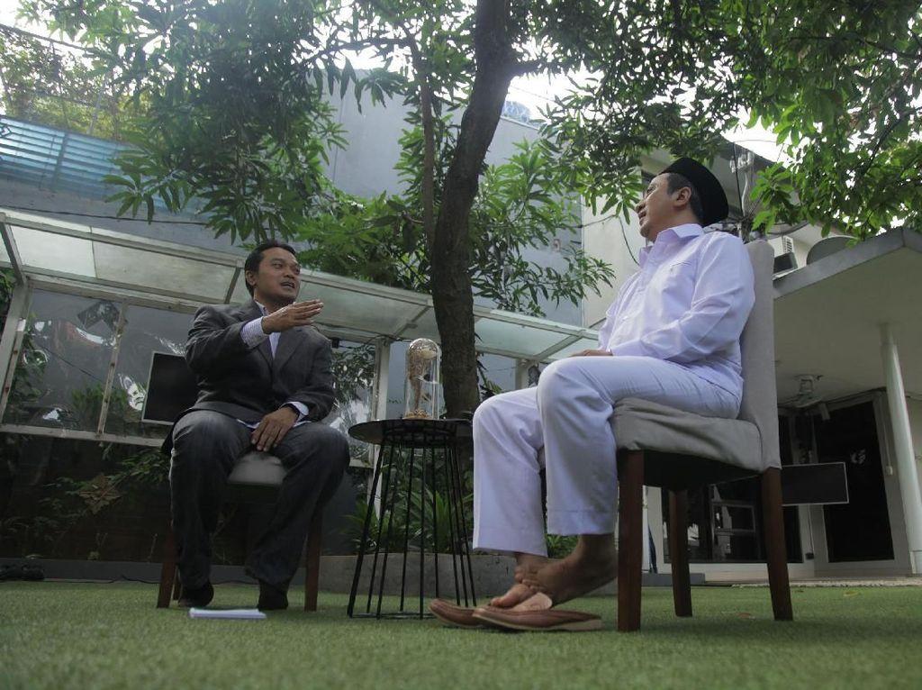 Kisah Yusuf Mansur Jadi Anak Bungsu Ibunda Jokowi