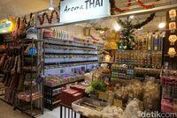 Kios aroma terapi (Shinta/detikTravel)