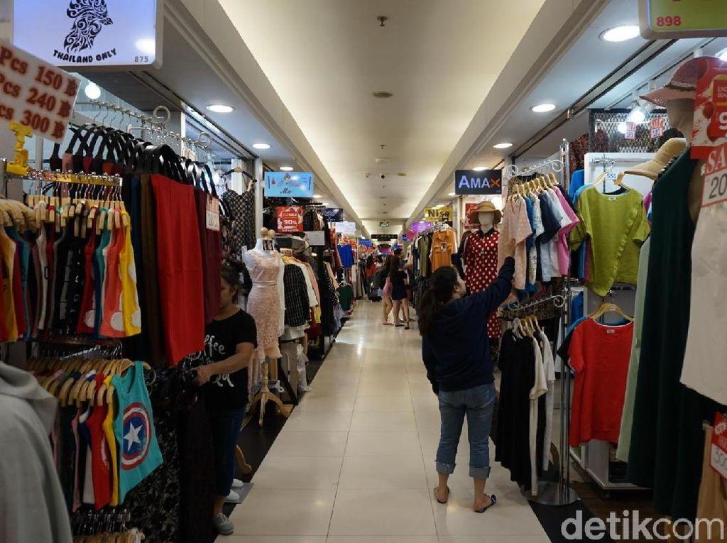Rahasia! Wisata Tempat Belanja Online Shop di Bangkok