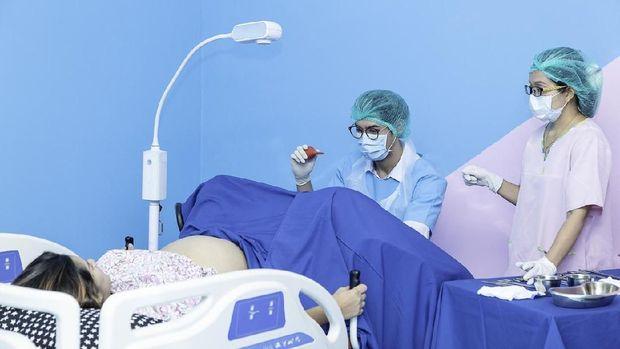 Ilustrasi operasi