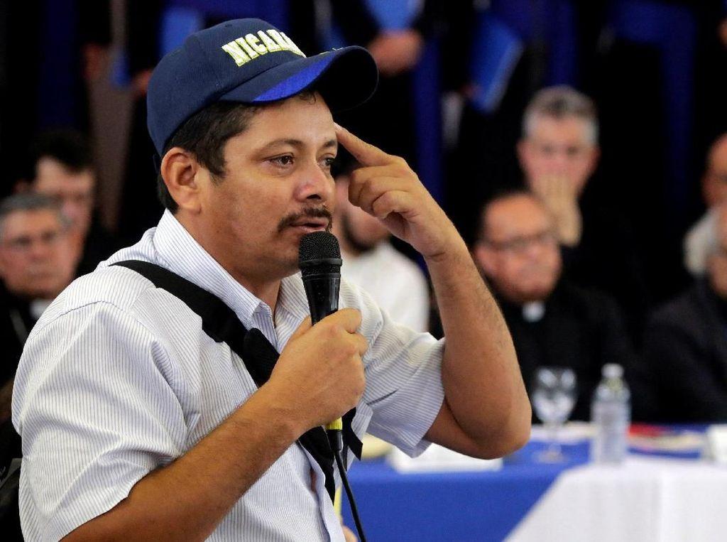 Pimpin Demo Lawan Presiden Ortega, Petani Nikaragua Divonis 216 Tahun Bui