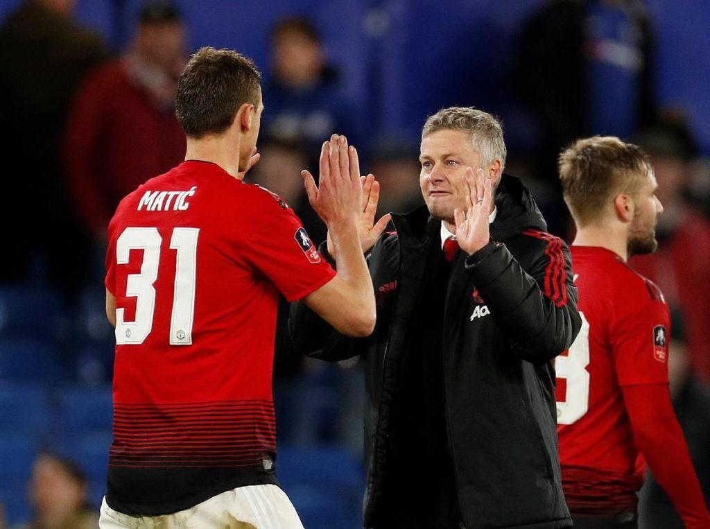 MU vs Southampton: Setan Merah Diuji Malaikat
