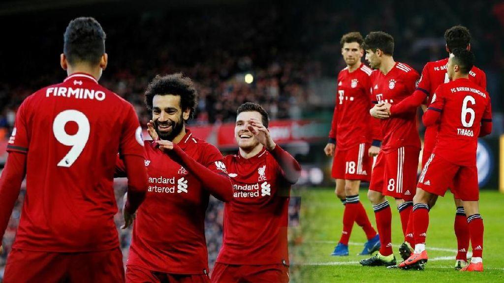 Liverpool yang Pincang Vs Bayern yang Mandul di Anfield