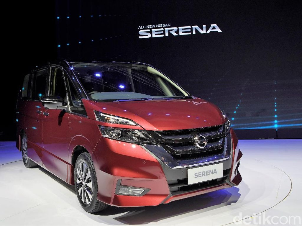 Peminat All New Nissan Serena Harus Bersabar