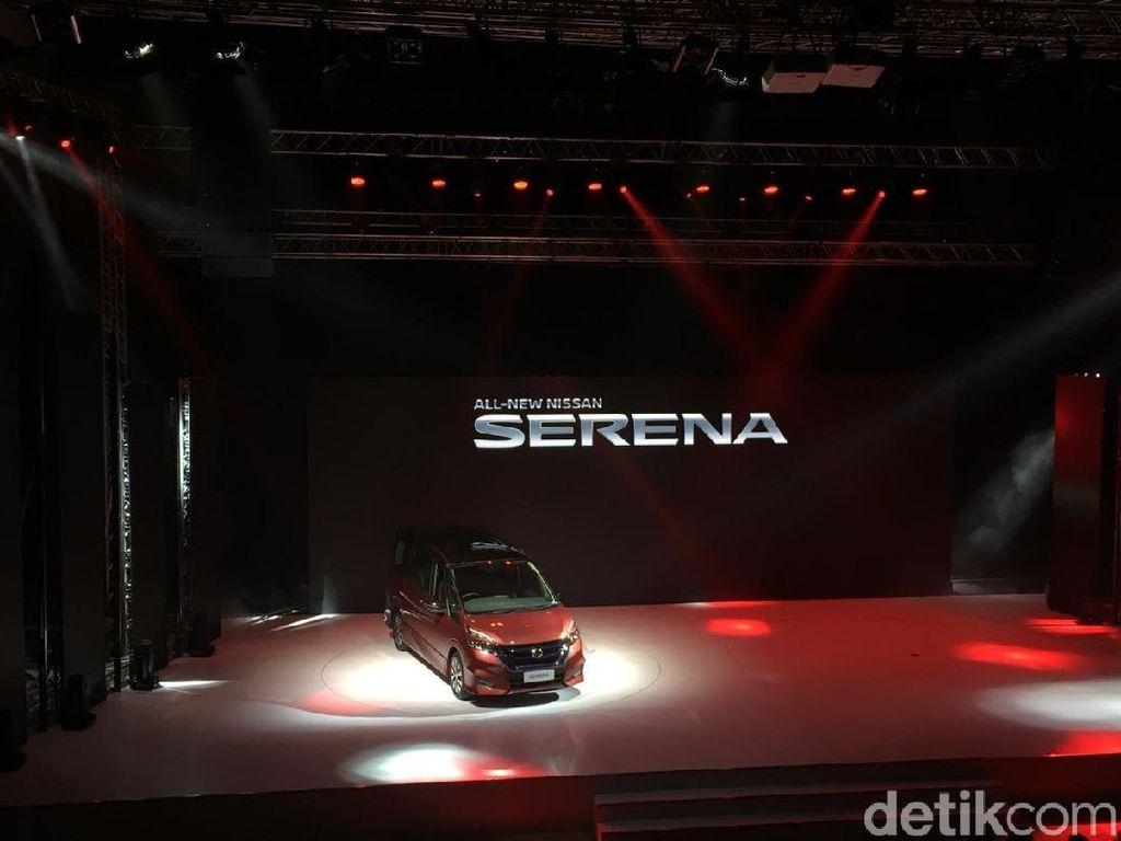 Ini Dia Wajah Baru Nissan Serena