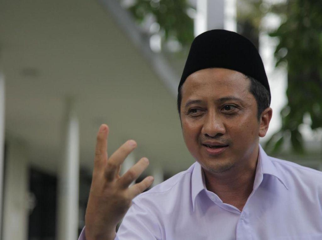 Wiranto Ditusuk, Yusuf Mansur: Sehat Terus, Pak