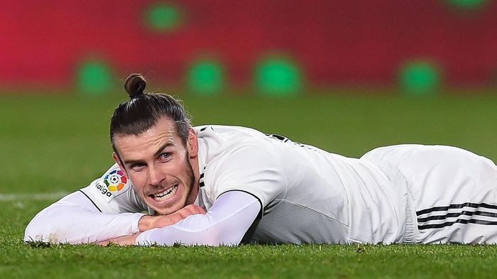 Gareth Bale tidak mau bergaul sampai malam hari (Alex Caparros/Getty Images)