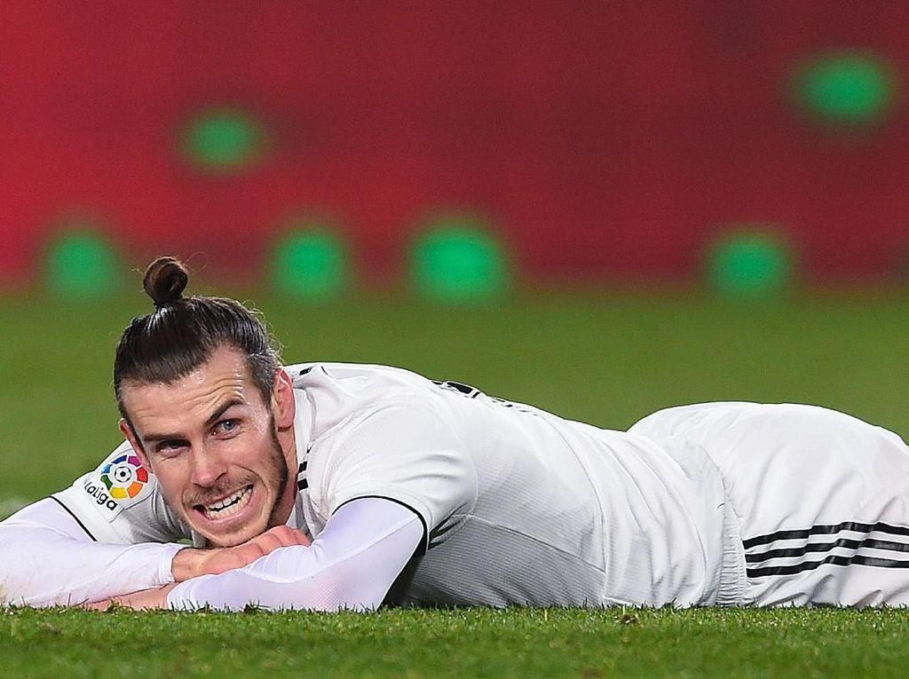 Bale Sudah Final di Madrid