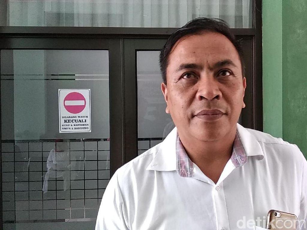 Sanksi Dugaan Pungli Kepsek SMPN 2 Tunggu Penyidikan Saber Pungli