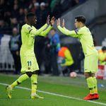 Coutinho dan Dembele Diragukan Tampil di Final Copa del Rey