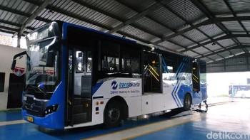 Ke Mana Bus China Transjakarta?
