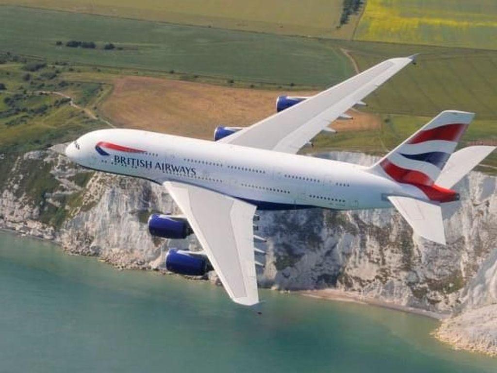 Bercanda Ledakkan Pesawat, 18 Pria Inggris Ditangkap di Israel
