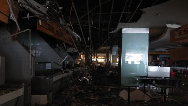 Heboh Ledakan di Mal Taman Anggrek yang Telan Korban Luka