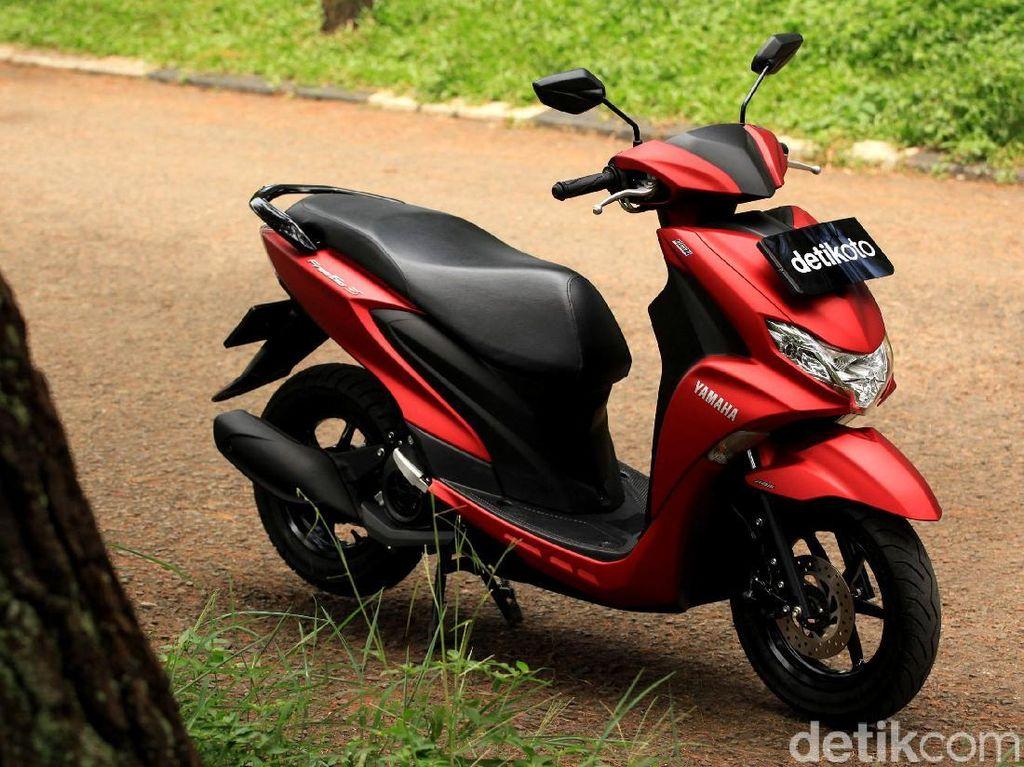 Yamaha Recall Aerox dan Freego, Ini Komponen yang Diganti