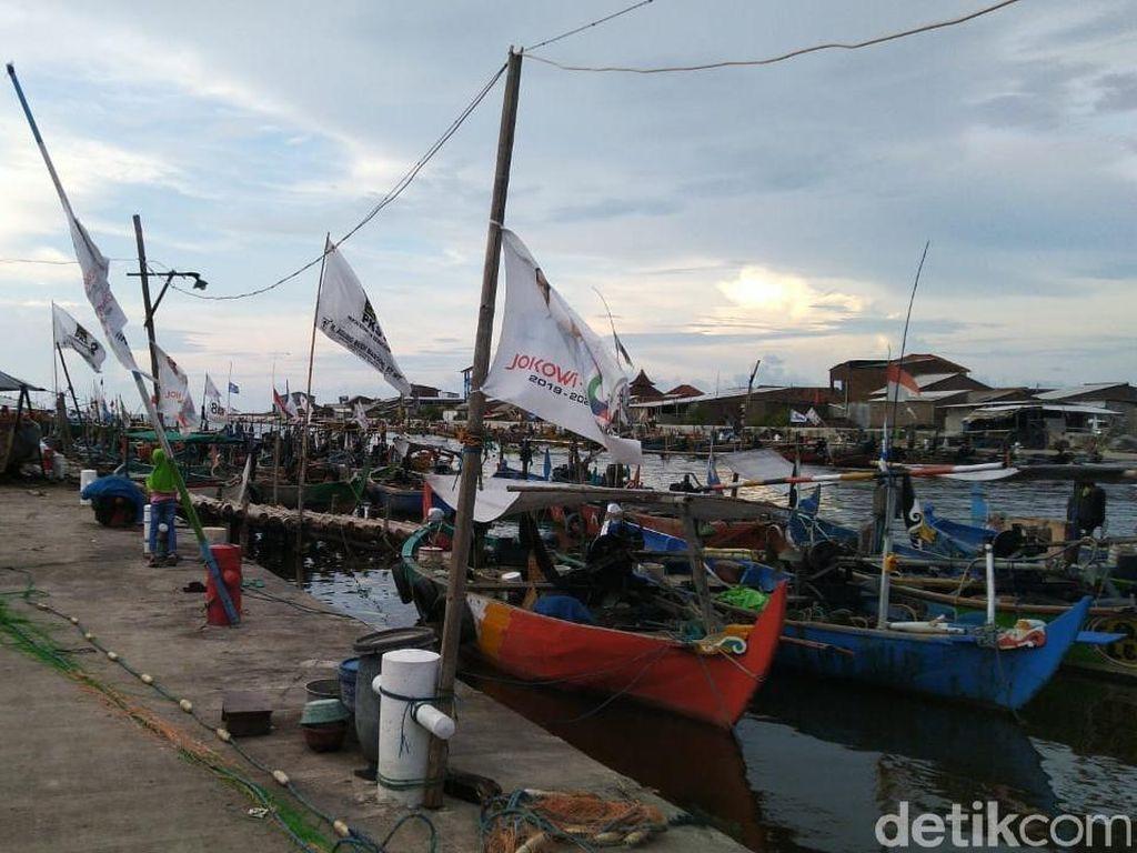 Cerita Nelayan, Fadli Zon Datangnya Bersama 4 Orang