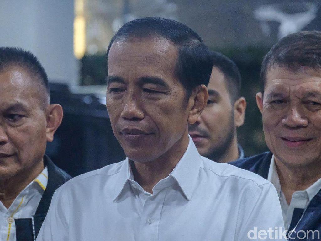 Soal OTT Romahurmuziy, Jokowi Tunggu Keterangan Resmi KPK