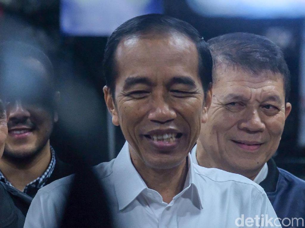 Meme Dilan Jokowi Mulai Bermunculan di Medsos