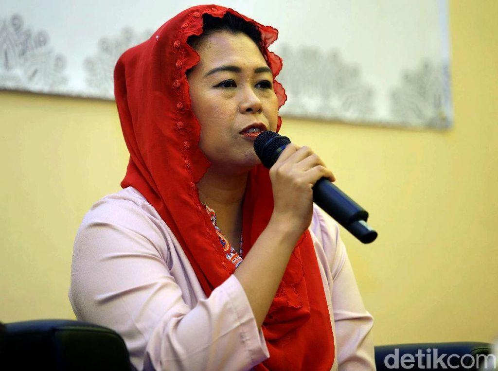 Yenny Wahid Bicara Kompleksnya Masalah Garuda hingga Perlindungan Perempuan