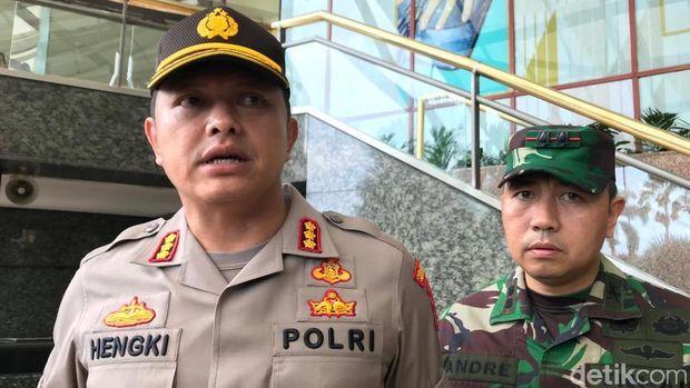 Kapolres Jakarta Barat Kombes Hengki Haryadi