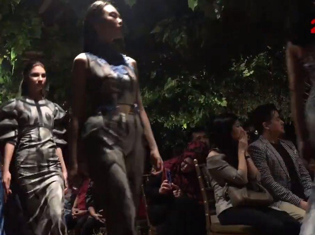 Ketika Alam dan Manusia Dipersatukan di Lucky Trend Fashion Show
