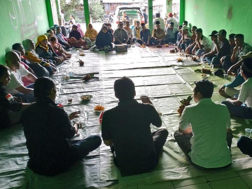 Relawan Jokowi Advokasi Warga Kp Baru Kosambi Perjuangkan Sertifikat Tanah