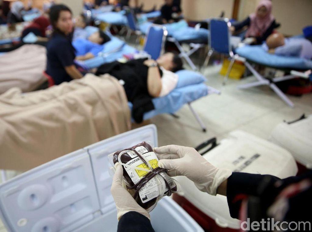 Donor Darah untuk Sesama